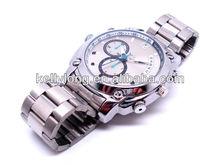 Fashion Design in 2012! Waterproof watch with hidden camera JUE-132