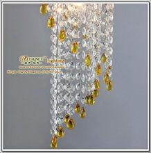Hottest New Design MDCS-0052 LED Ceiling Lamp E14 Christmas Lighting (Dia150xH410mm)/Crystal Lighting Decoration