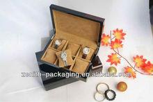 hot sale wooden watch display case