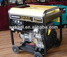 KDE300EW Portable 50-300A DC Open Type Diesel Fuel Tank Welder