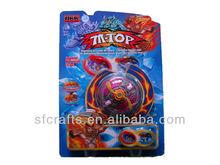 Super plastic top toy for children