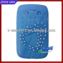 Promotion nice luxury bling rhinestone diamonds hard case cover