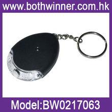 100 whistle key finder keychain