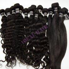 virgin hair weave indian hair indian curly straight wavy