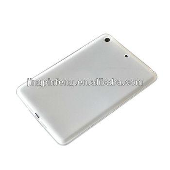 matte finish tpu case for ipad mini