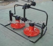 V-belt grass cutter for power tiller walking tractor