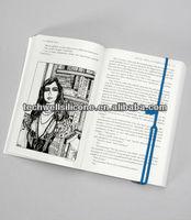 BM-002 fingerprint silicone bookmark
