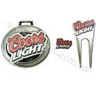 2012 golf divot repair tool, custom logo ,best seller golf divot tool in North America
