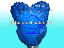 2012 hotsale 12 1/4 IADC537 Button tooth tricone bit/tungsten carbide manufacturing equipments