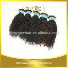 Attractive charming wavy 100% virgin cambodian hair extension