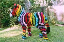 Animal piñatas diseños para los niños