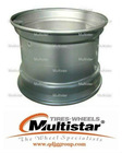 agricultural wheel rim 16.00x22.5 fitted tyre 550/45-22.5, 550/60-22.5