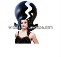 inflatable festival hat items/inflatable soccer hat/inflatable hat
