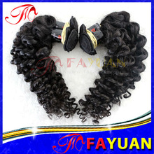 14'' to 36'' In Stock!!! Thick Tight Zigzag Curly Extensions/Weft.Supply Raw 3A 100% Virgin Brazilian Hair Weave Deep Curly