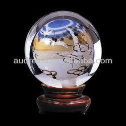 Good design hollow glass balls
