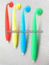 soft pvc ball point fridge magnet pen