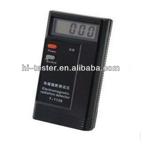 PTDT - instrument de mesure du rayonnement 1130 électromagnétique, appareil de contrôle électrique de rayonnement électromagnétique de téléphone d'ordinateur