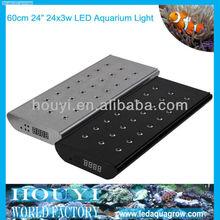 patented product led aquarium lighting 200w automatic program intelligent remote simulate Sunrise&Sunset