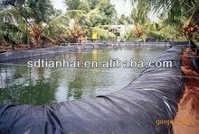 2012 HOT! ASTM HDPE geomembrane sheet fish pond liner