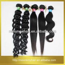 new arrival raw virgin human hair supreme remy malaysian hair untreated human hair