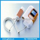portable Ultrasound doppler Pocket Fetal Doppler
