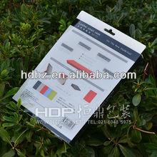 2012 high transparent pvc boxes