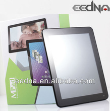 Aluminum housing tablet pc android 4.0 8 inch with High resolution allwinner a10 3G mid camera wifi