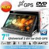 Universal 2 Din Multimedia Car DVD Auto Radio