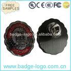 novelty decoration custom us marshal badges