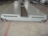 16X30 feet truck scale
