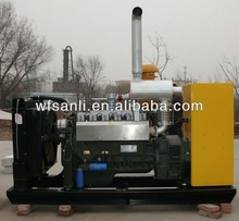 80KW natural gas portable generator