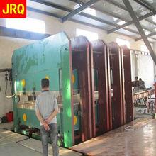 5.7m frame structure conveyor belt vulcanizing machine