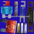 Fusible de coche de enlace - la hoja, bolt, plana, el coche de vidrio tipos de fusibles ( mini, estándar, maxi tamaños )