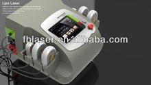 2012 non-surgical laser diode slim cellulite removal machine