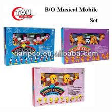 B/O Musical Mobile Set