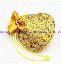 Royal Women brocade Sachet drawstring bag