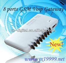 8 channels gsm voip gateway,voip gsm gateway ,32 port fxs gateway
