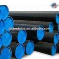 De carbono de tubos de acero de peso, 80 horario de carbono de tubos de acero, negro de carbono de tubos de acero de peso por metro