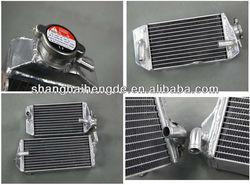 radiators motorcycle for YAMAHA YZ450F 2007 2008 2009