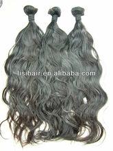 Popular wavy virgin Thais hair factory