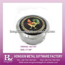 Portable cock Jewellery Box HX-1157