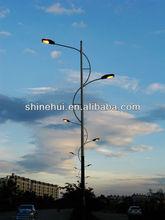 Hot sale shenzhen shine hui Motion sensor control- integrated solar street lightCSSTY-205