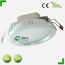 2012 TOP new style high lumen led emergency downlight recessed downlight used in living room