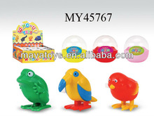 Hot Sell Fashion Wind up toys Chicken/bird/frog/ Small toys/ promotion toys