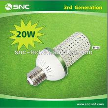 The 3rd generation E40/E39 19w led corn light 220v CFL 60W (CE,Rohs,PSE)