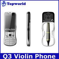 Q3 Violin Cell Phone Dual sim Card Quad Band