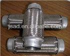 Tight welding flexible pipe bellows