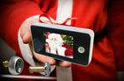 Christmas 2.8 inch LCD Wireless Digital Door Viewer