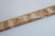 scallop edge folding/binding elastic