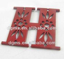 large decorative letters